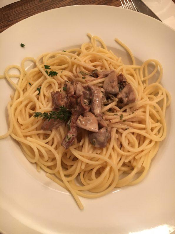 Veganer Spaghettiplausch St. Gallen 24.02.18 @ Waldgutstrasse 16, 9010 St. Gallen