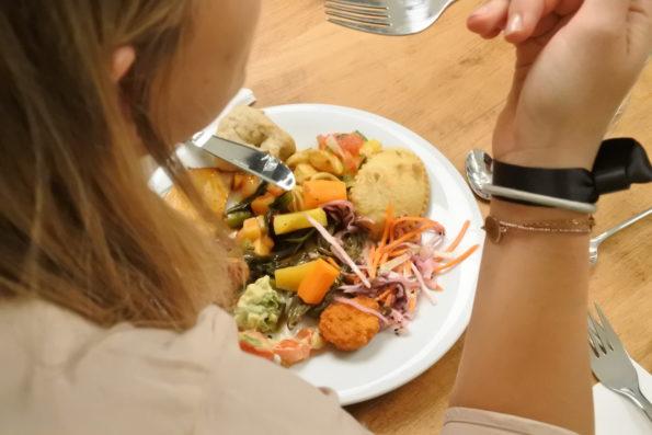 Veganer Stammtisch St. Gallen 08.12.17 @ Samosa