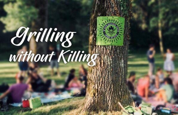 Grilling without Killing, August 2021 @ Familiengarten Feldli